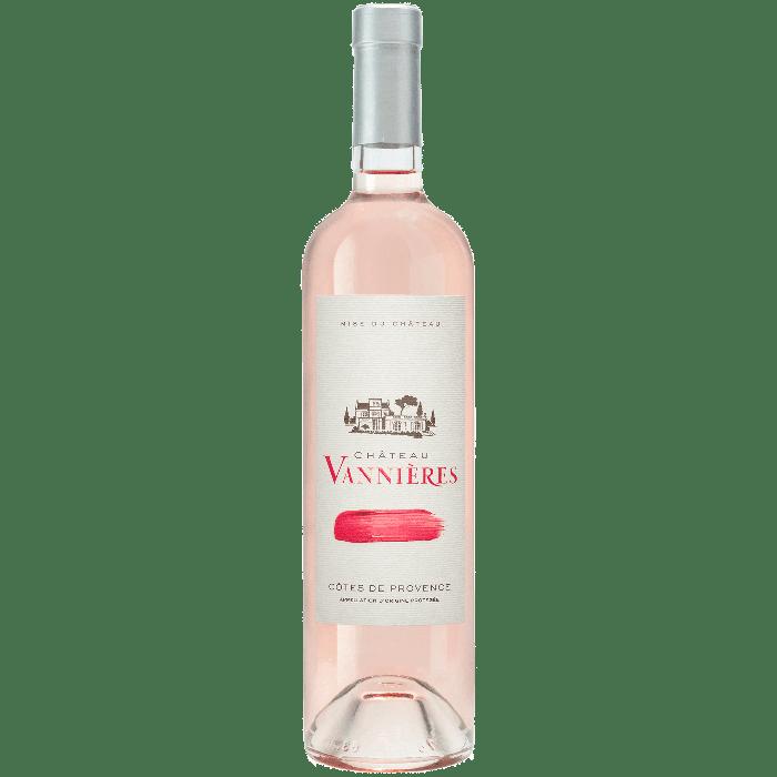 Cotes de Provence Rosé 2019 - Chateau Vannières