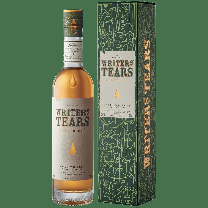 Copper Pot Irish Whiskey con astuccio - Writer's Tears