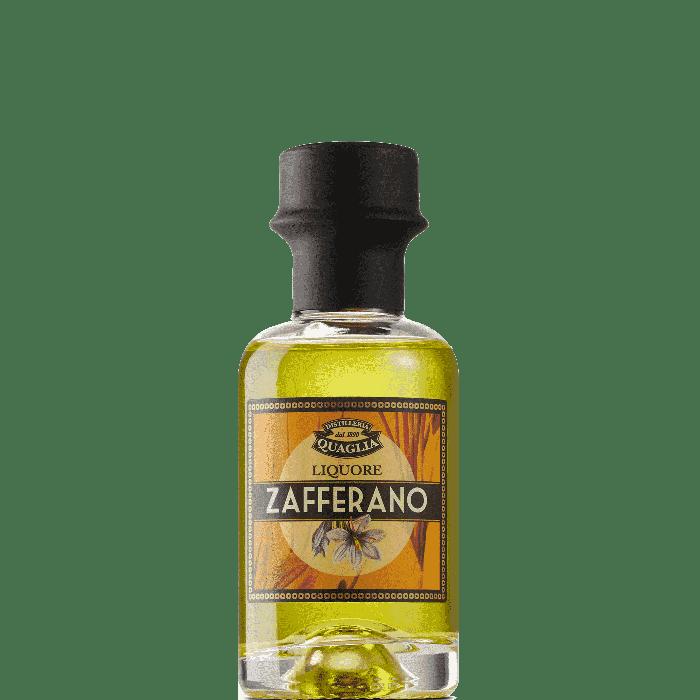 Liquore allo Zafferano Mignon - Antica Distilleria Quaglia