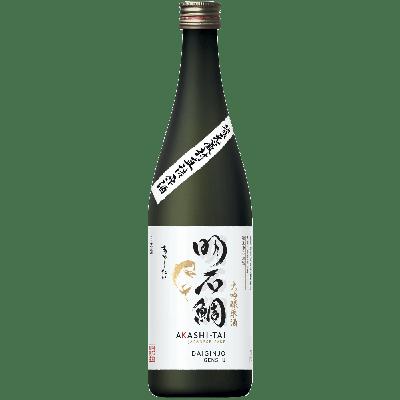 Sake Daiginjo Genshu - Akashi-Tai