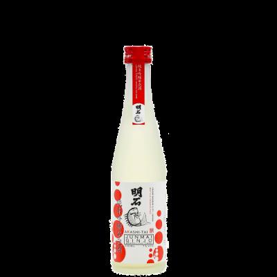 Sake Frizzante Junmai Ginjo - Akashi-Tai