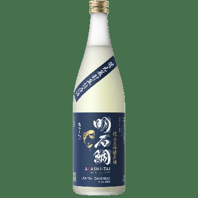 Sake Junmai Daiginjo Genshu - Akashi-Tai