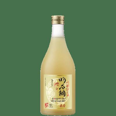 """Sake """"Yuzu"""" Ginjo Yuzushu - Akashi-Tai"""