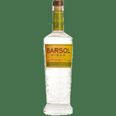 Mosto verde Italia - Barsol Pisco