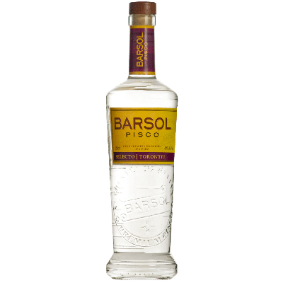 Torontel - Barsol Pisco