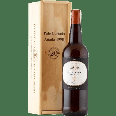 Sherry Palo Cortado Anada 1998 (sherry secco) astucciato - Bodegas Tradicion