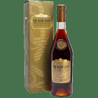 """Tradicion"" Brandy de Jerez con astuccio - Bodegas tradicion"