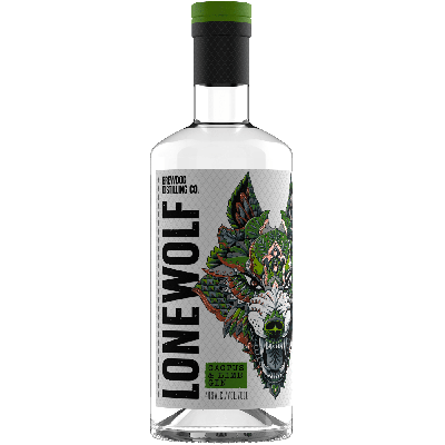 "Lonewolf ""Cactus & Lime"" Gin - Brewdog Distilling Co."