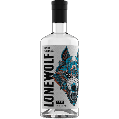 Lonewolf Gin - Brewdog Distilling Co.