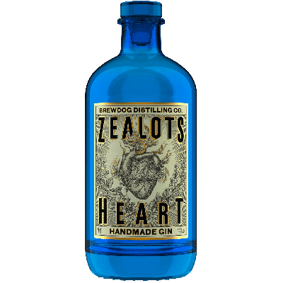 Zealot's Heart Gin - Brewdog Distilling Co.