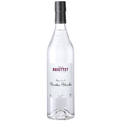Liquore alla Menta Bianca - Briottet