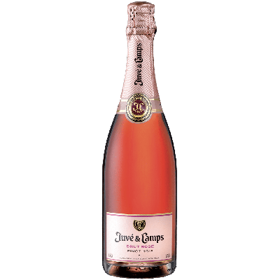 Cava Brut Rosé - Juvé & Camps