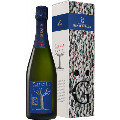 """Champagne """"Esprit Nature"""" con astuccio- Henri Giraud"""