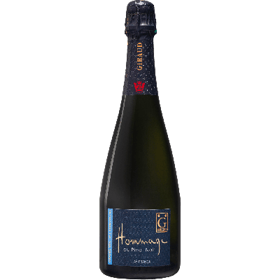 "Champagne Blanc de Noir ""Hommage au Pinot Noir""  - Henri Giraud"