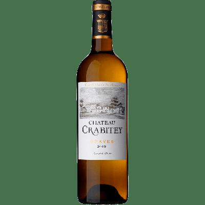 Chateau Crabitey - Graves Blanc 2019