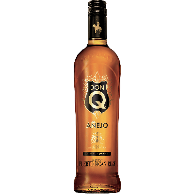 Anejo Puerto Rican Rum - DonQ