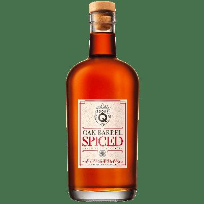 Oak Barrel Spieced Rum - DonQ