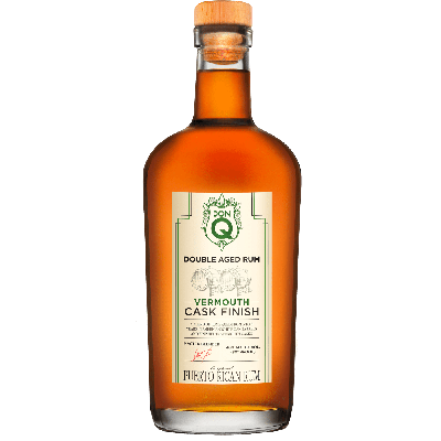 """""""Vermouth Cask Finish"""" Doble Aged Rum - DonQ"""