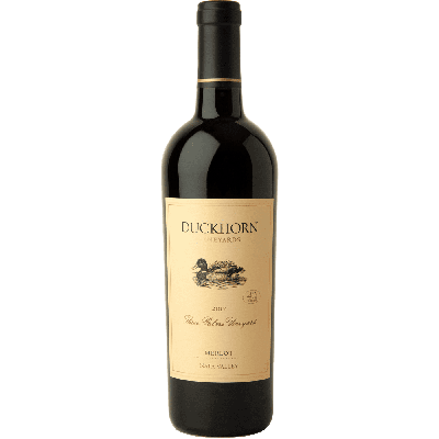 "Napa Valley Merlot ""Three Palms Vineyard"" 2017 - Duckhorn Vineyards"