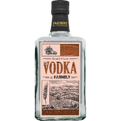 La Vodka di Farmily - Farmily Spirits