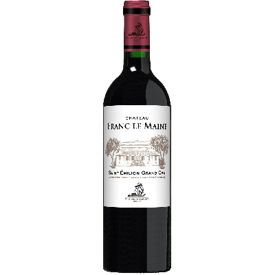 Chateau Franc Le Maine - Saint-Emilion Grand Cru 2014