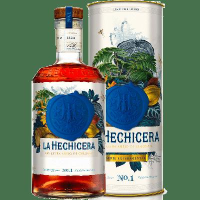 "Rum Serie Experimental n°1  ""Muscatel Cask Finish"" con astuccio - La Hechicera"