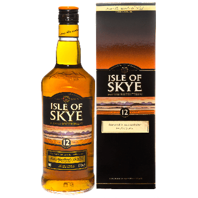 Isle of Skye 12 anni Blended Scotch Whisky con astuccio - Ian Macleod