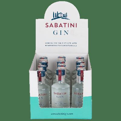 Confezione 12 Mignon - Sabatini Gin