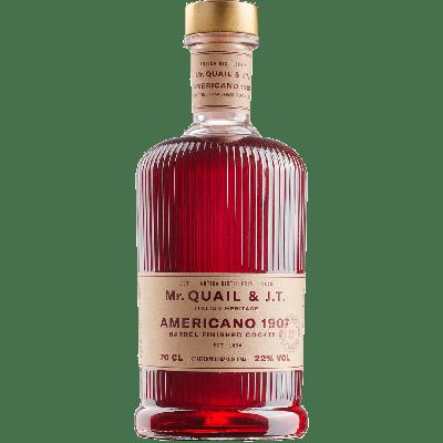 "Cocktail ""Americano 1907"""