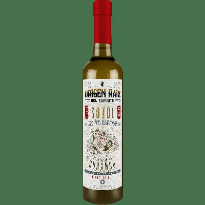 Sotol de Durango - Origen Raiz