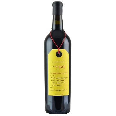 """Napa Valley  Red Wine """"Experiment"""" 2017 - Ovid"""