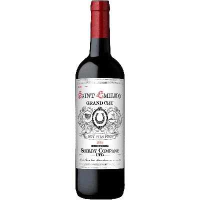"Peaky Blinders - Saint Emilion Grand Cru ""Shelby Co. Lmt""  2018"