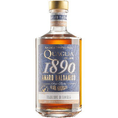 1890 Amaro balsamico - Antica Distilleria Quaglia