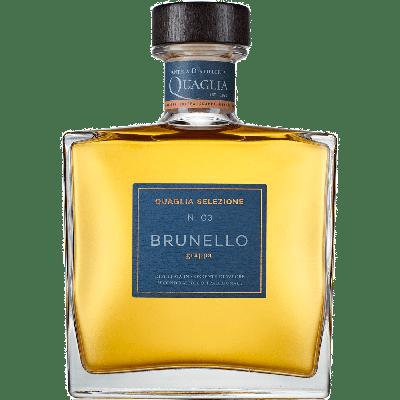 Grappa di Brunello di Montalcino con astuccio - Antica Distilleria Quaglia