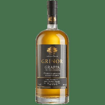 """Grappa Invecchiata """"Grinor"""" - Antica Distilleria Quaglia"""