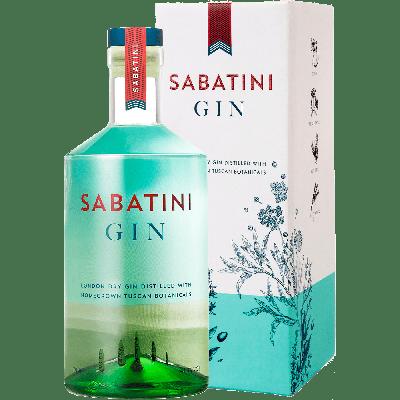Sabatini Gin con astuccio