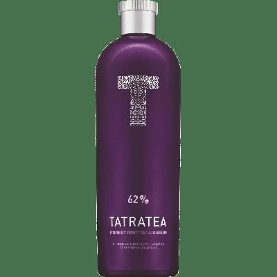 """Forest fruit"" Liquore al tè - Tatratea"