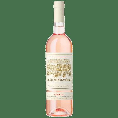 Bandol Rose' 2019 - Chateau Vannières
