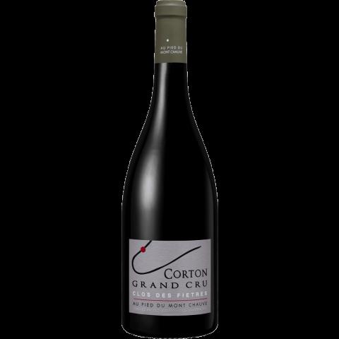 """Corton """"Clos de Fietres"""" Grand Cru 2017 - Au Pied du Mont Chauve"""