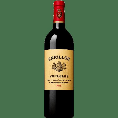 Carillon d'Angelus - Saint-Emilion Grand Cru 2015