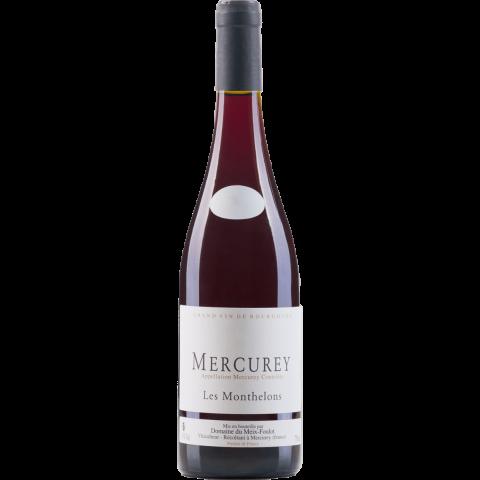 """Mercurey 1er Cru """"Clos du Chateau de Montaigu"""" 2018 - Meix-Foulot"""