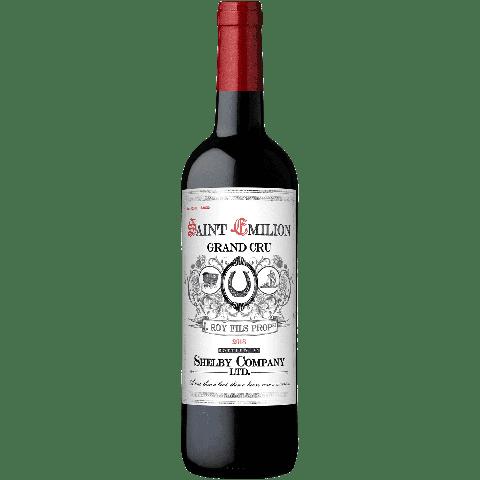 "Peaky Blinders - Saint Emilion Grand Cru ""Shelby Co. Lmt""  2018"