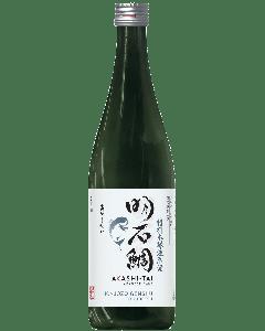 Sake Honjozo Genshu Tokubetsu - Akashi-Tai