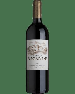 Chateau Argadens - Bordeaux Superieur 2017