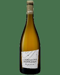 """Chassagne-Montrachet """"En pimont"""" 2015 - Au pied du Mont Chauve"""