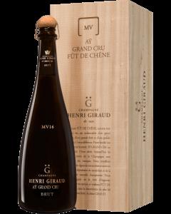 Champagne Ay Grand Cru MV16 con astuccio - Henri Giraud