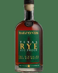 Texas Rye  Whisky - Balcones Distilling Co
