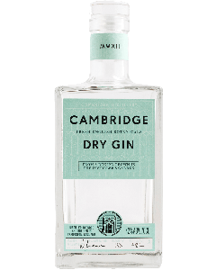Cambridge Dry Gin - Cambridge Distillery