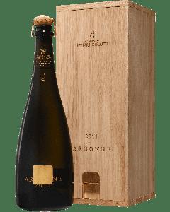 "Champagne Ay Grand Cru ""Argonne"" 2011 con astuccio - Henri Giraud"