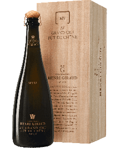 """Champagne Ay Grand Cru """"Fut de Chene"""" MV 13 Jeroboam con astuccio - Henri Giraud"""